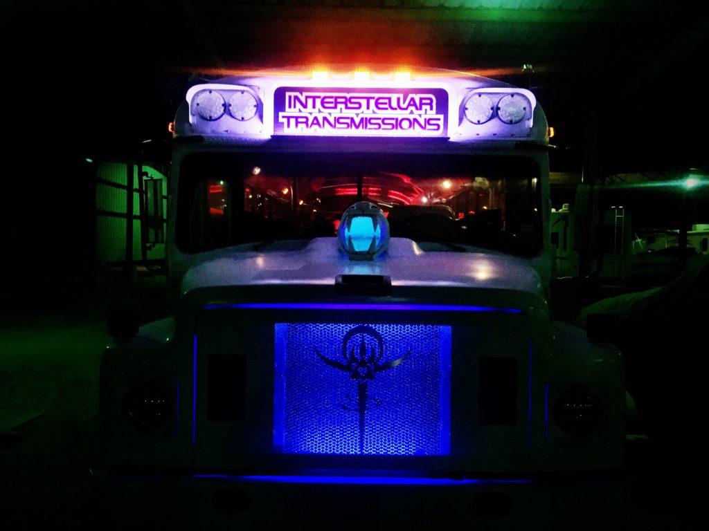 INTERSTELLAR BLEND SUPER HERBS | INTERSTELLAR TRANSMISSIONS BUS