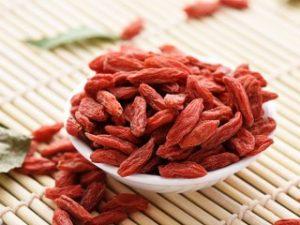Lycium barbarum—Wolfberry (goji)