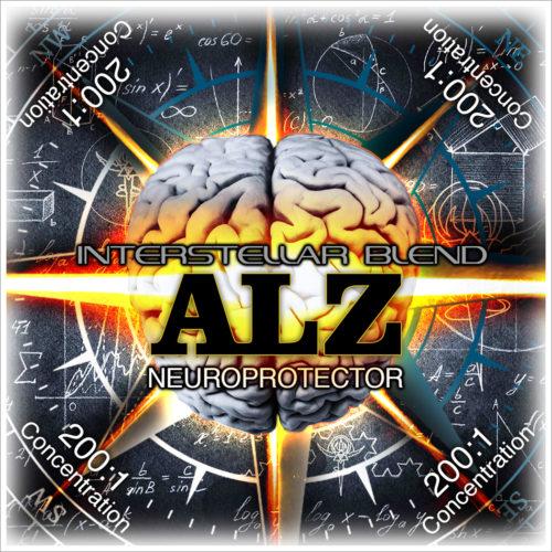 INTERSTELLAR BLEND ALZ NEUROPROTECTOR 200:1 CONCENTRATION